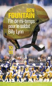 Fin de mi-temps pour le soldat Billy Lynn - Couverture - Format classique