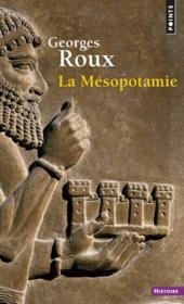 La mesopotamie - Couverture - Format classique