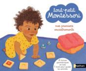 Tout-petit Montessori ; mes premiers encastrements - Couverture - Format classique