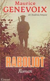 Raboliot - Intérieur - Format classique