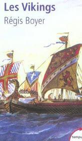 Les Vikings Histoire Et Civilisation - Intérieur - Format classique
