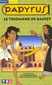 Papyrus T.5 ; Le Triomphe De Bastet - Couverture - Format classique