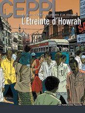Stéphane Clément, chroniques d'un voyageur t.5 ; l'étreinte d'Howrah - Intérieur - Format classique
