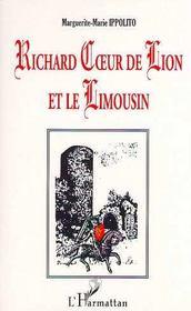 Richard Coeur de Lion et le Limousin - Intérieur - Format classique