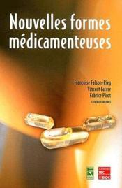 Nouvelles formes medicamenteuses - Couverture - Format classique