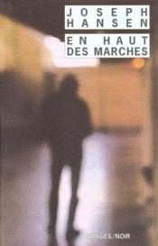En Haut Des Marches - Couverture - Format classique