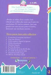Miroir Mon Beau Miroir - 4ème de couverture - Format classique