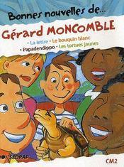 Bonnes Nouvelles De ; Gérard Moncomble ; Cm2 ; Recueil De Nouvelles - Couverture - Format classique