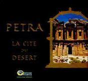 Petra, la cite du desert - Intérieur - Format classique