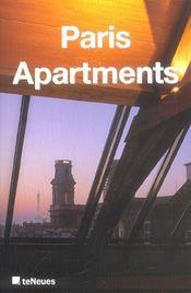Paris apartments - Intérieur - Format classique