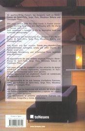 Paris apartments - 4ème de couverture - Format classique