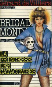 La Princesse Des Catacombes - Couverture - Format classique
