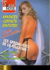 CINE REVUE - SPECIAL PHOTOS - 64E ANNEE - N° 24 - Les spécialistes de la fellations! - les folles nuits des prostituées. - Couverture - Format classique