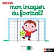 Mon imagier du football - Couverture - Format classique