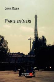Parisien(ne)s - Couverture - Format classique