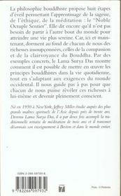 Eveillez Le Bouddha Qui Est En Vous - 4ème de couverture - Format classique