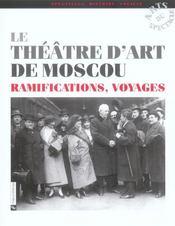 Theatre d'art de moscou - Intérieur - Format classique