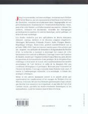 Theatre d'art de moscou - 4ème de couverture - Format classique