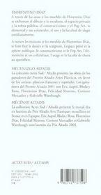 Florentino Diaz - 4ème de couverture - Format classique