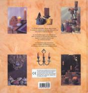 Bougies - 4ème de couverture - Format classique
