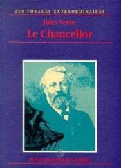 Le Chancellor - Couverture - Format classique