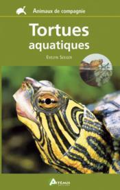 Tortues Aquatiques - Couverture - Format classique
