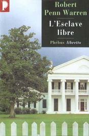 L'esclave libre - Intérieur - Format classique