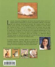 Souris - 4ème de couverture - Format classique