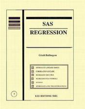 Sas - Regression - Couverture - Format classique