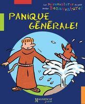 Panique générale! - Intérieur - Format classique