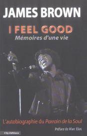 James brown l'autobiographie - Intérieur - Format classique