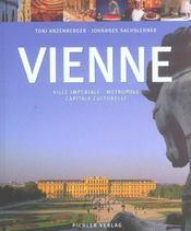 Vienne-ville imperiale metropole capital - Intérieur - Format classique