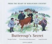 Buttercup's secret - Couverture - Format classique