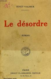 L'Homme Et Les Hommes. Le Desordre. - Couverture - Format classique