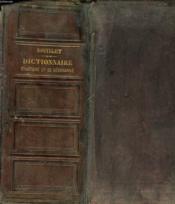 DICTIONNAIRE UNIVERSEL D'HISTOIRE ET DE GEOGRAPHIE. 24e EDITION. - Couverture - Format classique