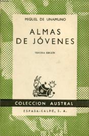 Almas De Jovenes, Colección Austral, N° 499 - Couverture - Format classique