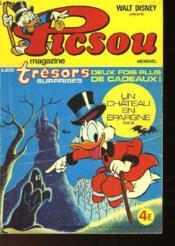 Picsou Magazine - N°71 - Couverture - Format classique