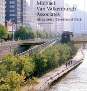 Van valkenburgh associates - Couverture - Format classique