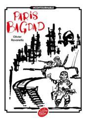 Paris Bagdad - Couverture - Format classique