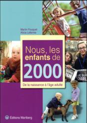 Nous, les enfants de ; 2000 - Couverture - Format classique