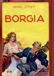Borgia / Le Livre Populaire - Couverture - Format classique