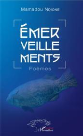 Émerveillements ; poèmes - Couverture - Format classique
