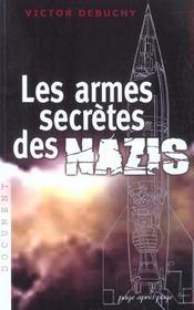 Les Armes Secretes De Nazis - Intérieur - Format classique