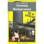 Terminus Montparnasse - Couverture - Format classique