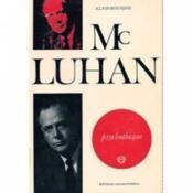Mc luhan - Couverture - Format classique