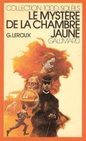 Le Mystere De La Chambre Jaune. Collection : 1 000 Soleils. - Couverture - Format classique