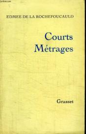Courts Metrages. - Couverture - Format classique