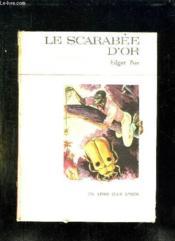 Le Scarabee D Or. - Couverture - Format classique