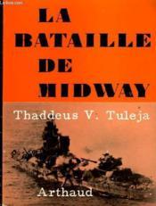 La Bataille De Midway - Couverture - Format classique