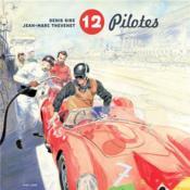 12 pilotes - Couverture - Format classique